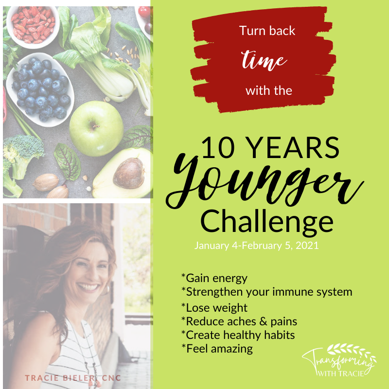 10 Years Younger Challenge