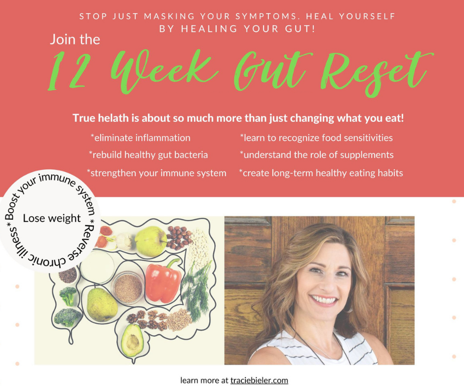 12 Week Gut Reset Program